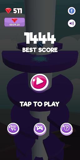 Jumplix – Helix Ball Bounce 3D 1.0.6 screenshots 1