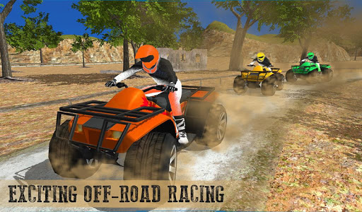 Quad ATV Rider Off-Road Racing: Hill Drive Game for PC