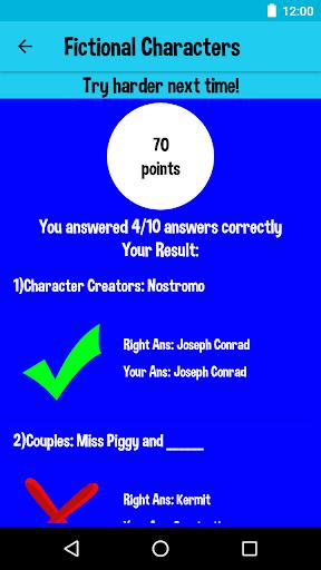 5000+ Trivia Games & Quizzes 2.0 screenshots 5