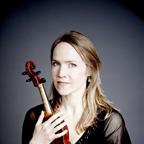 Lucy Jeal - violin