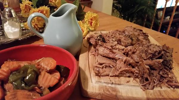 Venezuelan Pot Roast Recipe
