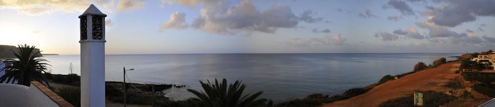 Photo: top balcony sunrise