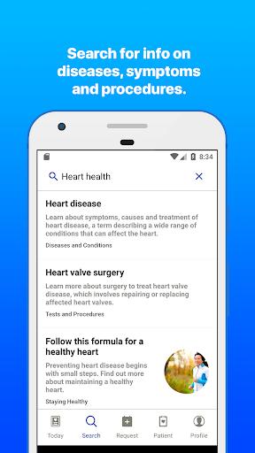 Mayo Clinic 6.4 screenshots 5