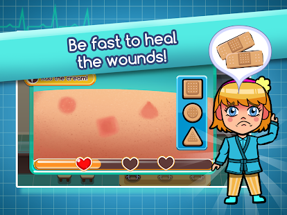 Hospital Dash - Simulator Game- screenshot thumbnail