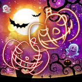 Halloween Neon LiveWallpaper