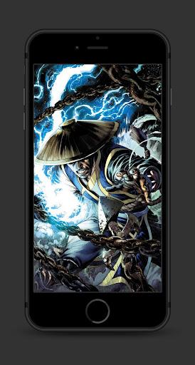 Mortal Wallpaper Kombat HD 1.0 screenshots 8