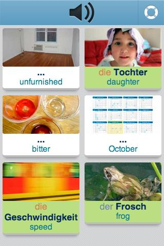 Learn German - 3,400 words screenshot 4