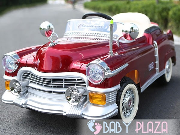 Xe hơi điện cho bé KB-5018 6