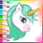 Libro para Colorear para Niños: más de 50 páginas icon