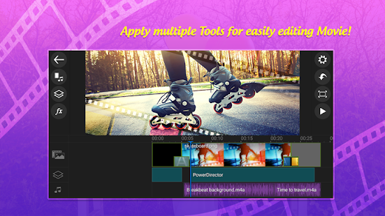 Free Movie Editing Pro - Video Editor Screenshot