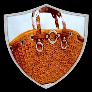 Háčkování Bag Poslední Modern - náhled