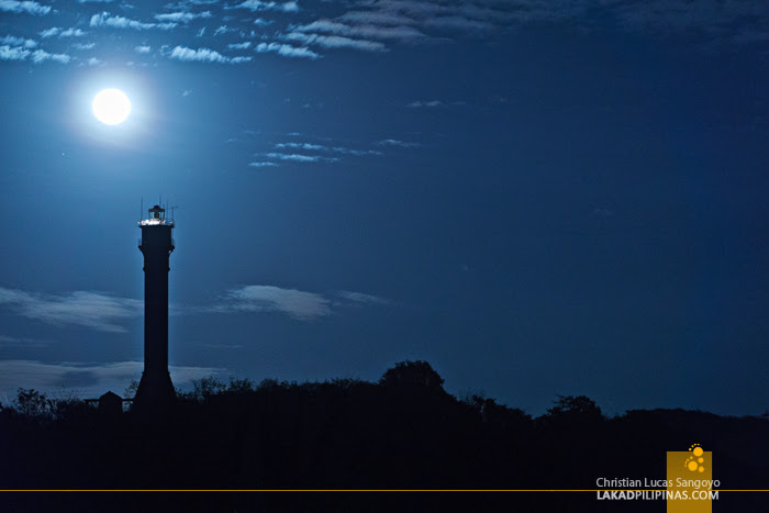 Bolinao Lighthouse Evening