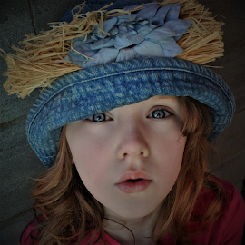 Shocking! by Cheryl Korotky - Babies & Children Child Portraits