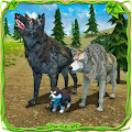 Furious Wolf Family Simulator