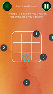Board Swipe Challenge - náhled