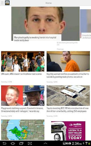 MLive.com screenshots 4