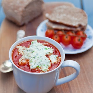Tomato Red Pepper Soup