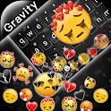 Sad Emojis Gravity Keyboard Background icon