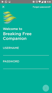 Breaking Free Companion- screenshot thumbnail
