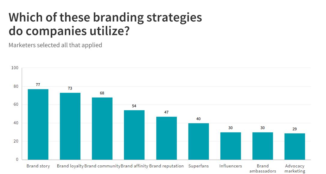 Branding Strategies Used by Companies