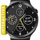 Simply Vital HD Watch Face Widget Live Wallpaper icon
