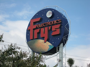 Photo: Fry's Electronics store in Webster (outside Houston), Texas