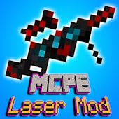 Laser Mod For Minecraft