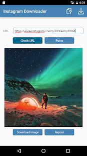 InstaDownload screenshot