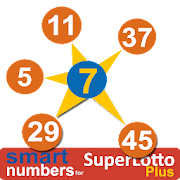 smart numbers for SuperLotto plus(USA)