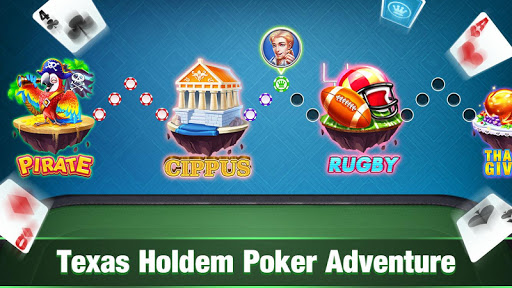 Texas Holdem Poker Offline:Free Texas Poker Games 1.5.2 Mod screenshots 5