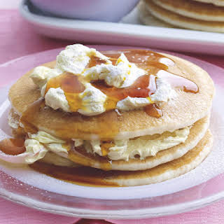 Pancakes with Nut Butter.
