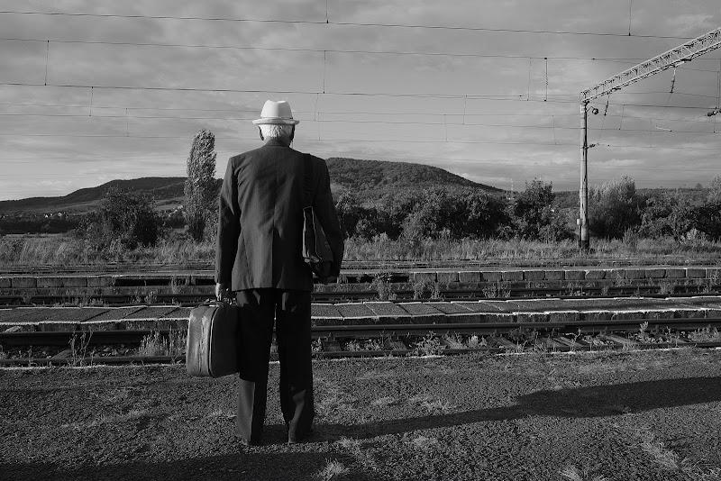 Aspettando il treno di Marco Cortesi