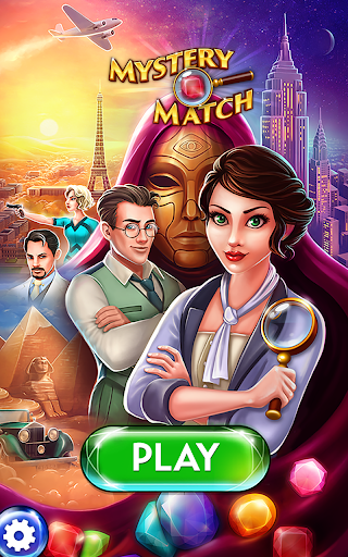 Mystery Match u2013 Puzzle Adventure Match 3 apktram screenshots 5