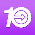 10 Day Assertiveness icon