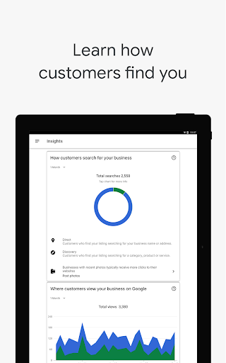Google My Business - Connect with your Customers screenshot 15