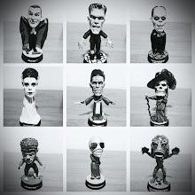 Photo: Curiosidade: Bonecos dos Monstros da Universal Studios. http://filmesclassicos.podbean.com