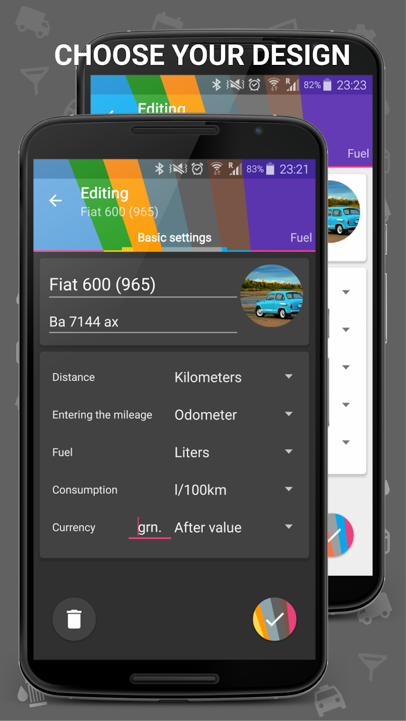 Fuel Manager Pro (Consumption) Screenshot 7