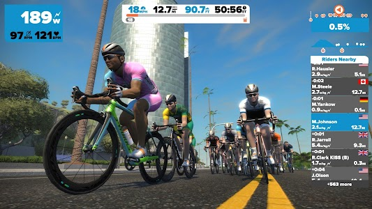 Zwift 1 0 37294 (72) (Arm64-v8a) + (AdFree) APK for Android