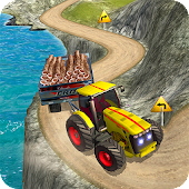 Tractor Driver Simulator: Tractor Driving Games