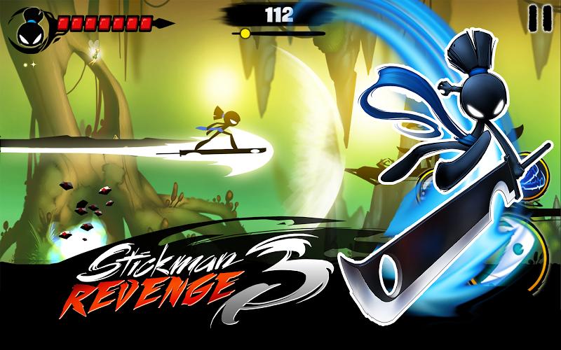 Stickman Revenge 3 - Ninja Warrior - Shadow Fight Screenshot 11