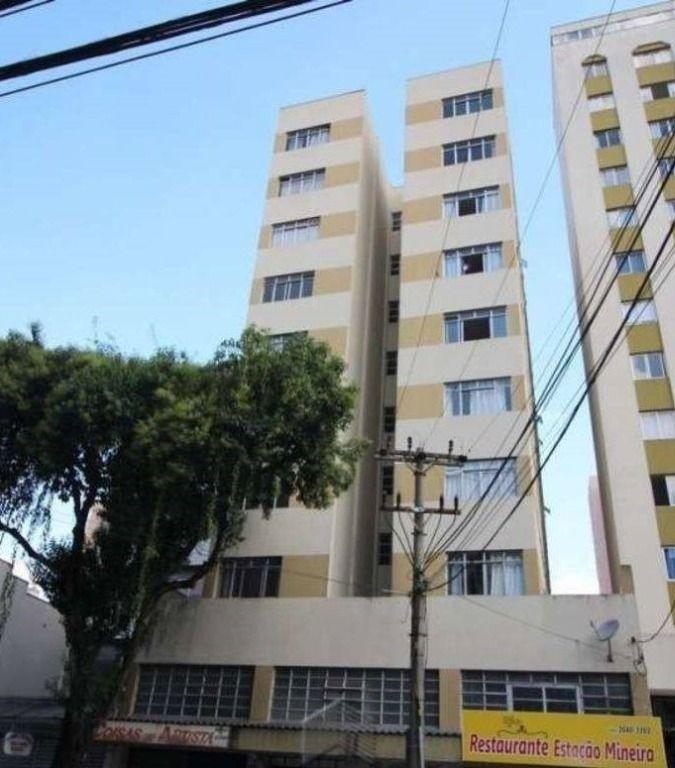 AP0398-ROM, Apartamento de 1 quarto, 22 m² à venda no Centro - Curitiba/PR