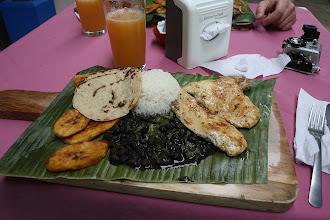 Photo: Comida típica...