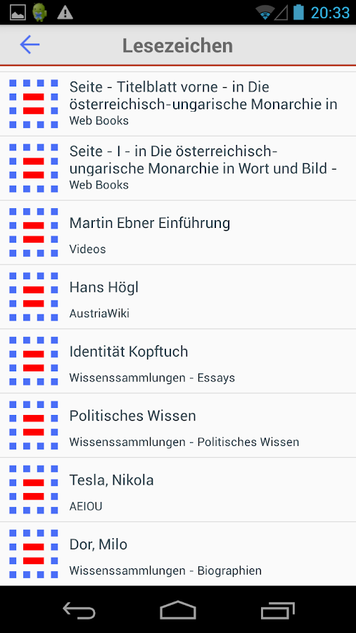 Austria Forum- screenshot
