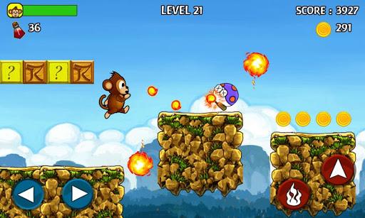 Jungle Banana Game