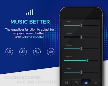 Download Volume Booster and Bass Booster Pro (No Ads) APK latest version  1 4 for android devices