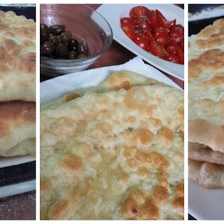 Pancakes a.k.a Tiganopsomo Fried Bread
