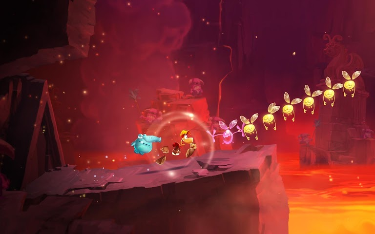 android Rayman Adventures Screenshot 17