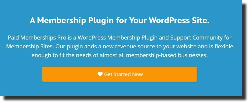 Paid Membership Pro best free wordpress plugins