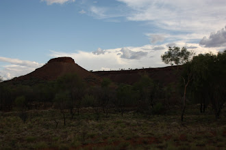 Photo: Year 2 Day 217 - Changing Landscape, Now We Have Big Rocky Outcrops and With Interesting Sky