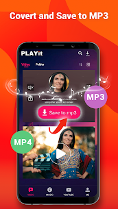 PLAYit Mod Apk Music Player (VIP Unlocked) 5